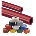 Ruban Autovulcanisant en Silicone,Flexible Rubber Tubes